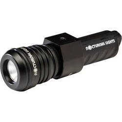 "Nocturnal Lights M700i Ultra Compact Universal Underwater LED Video Light with 1/4""-20 Threaded Light Holder"