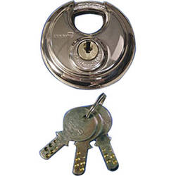 Hard Steal Code 9 70mm Disk Lock