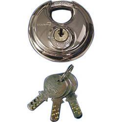 Hard Steal Code 9 70mm Disk Lock for AV Cage