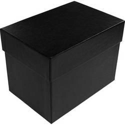 "Print File 4x6"" Black Proof Box (4.75"" Depth)"