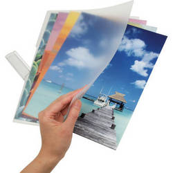 "Itoya 11 x 8.5"" Art Profolio SwingLock Art & Photo Presentation Folder (Landscape, Black)"