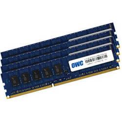 OWC / Other World Computing 32GB DDR3 1333 MHz UDIMM Memory Kit (4 x 8GB, 2009-2012 Mac Pro)