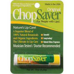 ChopSaver ChopSaver Original Lip Balm for Musicians