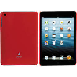Xuma Hard Snap-on Case for iPad mini 1st Generation (Red)