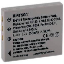 Watson NP-40 Lithium-Ion Battery Pack (3.7V, 650mAh)