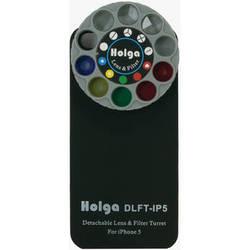 Holga DLFT-IP5 Phone Case for iPhone 5 (Black)