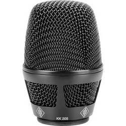 Sennheiser KK 205 Supercardioid Microphone Capsule (Black)