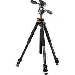 Vanguard ALUMINUM TRIPOD WITH PH-32