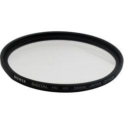 Bower 58mm Digital HD UV Filter