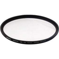 Bower 72mm Digital HD UV Filter