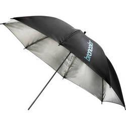 """Broncolor Umbrella Silver/Black 85 cm (33.5"""")"""