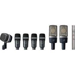 AKG Drum Premium Microphone Set