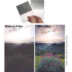 Singh-Ray 150 x 177.8mm Galen Rowell 0.9 Hard-Edge Graduated Neutral Density Filter