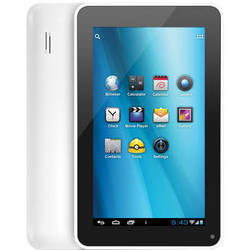 "Aluratek 4GB CINEPAD 7"" Multi-Touch Capacitive Tablet"