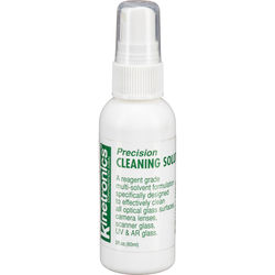 Kinetronics Precision Lens Cleaning Solution (2 oz)