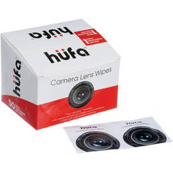 HUFA Lens Wipes (50 Pack)