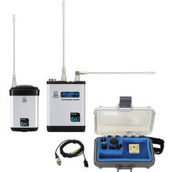 Audio Ltd. MiniTX Transmitter and DX Receiver System with VT500 Mic (654 to 694 MHz)