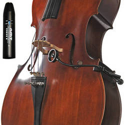 AMT S18i Side Clamping Microphone System for Cello