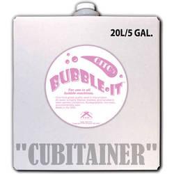 CITC Bubble-It Fluid (5 Gallon, Cubitainer)