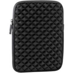 Xuma Cushioned Neoprene Sleeve for iPad mini (Black)