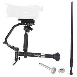 VariZoom Stealthy 3-Point Camera Support & Long Monopod Kit