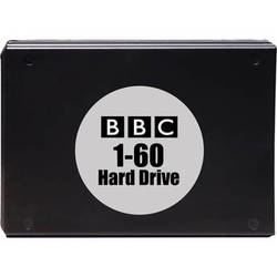Sound Ideas BBC Sound Effects Original Series on Hard Drive for Mac (CDs 1 to 60)