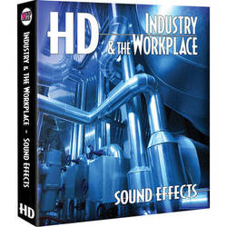 Sound Ideas Industry & Workplace HD Sound Effects Hard Drive on Windows