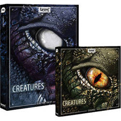 Sound Ideas Creatures Sound Effects Library Bundle
