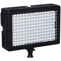 Dracast LED160 5600K Daylight On-Camera Light (Plastic, Black)