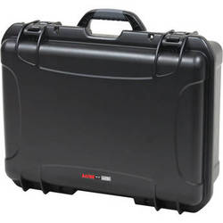 Gator Cases G-MIX Waterproof Injection-Molded Case with Foam Insert for Mackie DL1608 Mixing Console (Black)