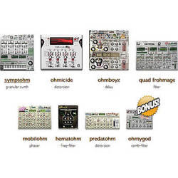Ohm Force allall Virtual Instrument and Plug-In Bundle