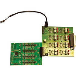 Metric Halo Channel 1-4 ULN-R Preamp with Connector Board Kit for LIO-8 (2-Pack)
