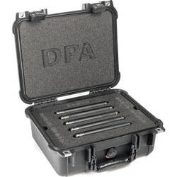 DPA Microphones 5015A Surround Microphone Kit