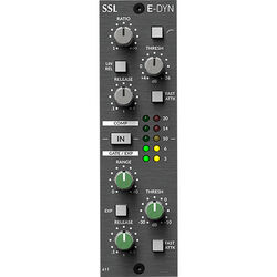 Solid State Logic E-Series Dynamics Module for API 500 Series Rack