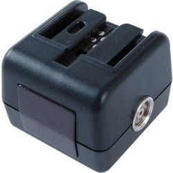 Dot Line IR Flash Trigger Hot Shoe Adapter for Sony Speedlites