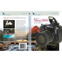 Blue Crane Digital DVD: Introduction to the Nikon D800: Volume 2 - Advanced Topics