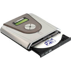 EZPnP Technologies DM220-D08 Portable DVD Burner