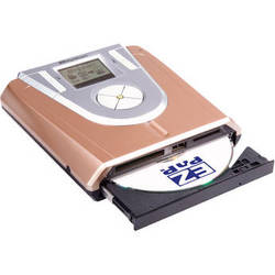 EZPnP Technologies DM220-U08 Portable DVD Burner (with USB Host)