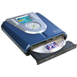 EZPnP Technologies DM220-BD Portable Blu-ray Burner