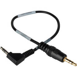 Sescom LN2MIC-ZOOMH4N - Line to Microphone Attenuation Cable for HDSLR Cameras