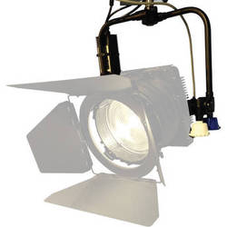 Zylight F8 Pole Yoke Mount for F8 LED Focus Fresnel Light