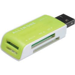 GGI All In One USB 2.0 Digital Flash Card Reader / Writer