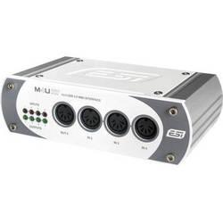 ESI M4U XT 4-Input / 4-Output USB MIDI Interface