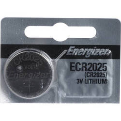 Energizer CR2025 Lithium Coin Battery