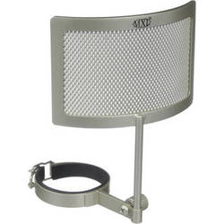 MXL PF-005-C Metal Mesh Pop Filter (Champagne)