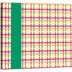 Kleer Vu 20 Page 12x12 Livin Scrapbook (Green)