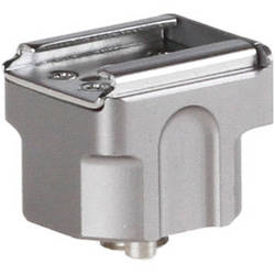 Movcam Cold Shoe Block Adapter (Silver)