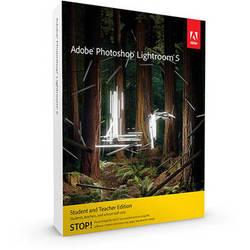Adobe Photoshop Lightroom 5 (DVD, Student and Teacher Edition)