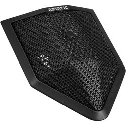 Astatic 901VP Continuously Variable Polar Pattern Condenser Boundary Microphone (Black)