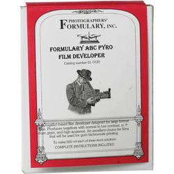Photographers' Formulary ABC Pyro Developer for Black & White Film - Makes 5 Liters